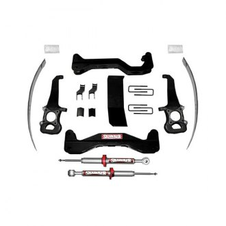 "Skyjacker® - 6"" x 3.5""-4"" Platinum Series Front and Rear Suspension Lift Kit"