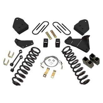 "Skyjacker® - 6"" Standard Series Front and Rear Suspension Lift Kit"