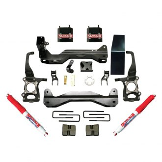 "Skyjacker® - 6"" x 4.5"" Performance Strut Series Front and Rear Suspension Lift Kit"