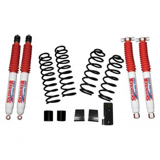 "Skyjacker® - 2""-2.5"" x 2""-2.5"" Softride™ Front and Rear Suspension Lift Kit"