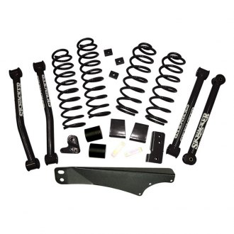 "Skyjacker® - 2.5""-3.5"" x 1.5""-2"" Standard Series Front and Rear Suspension Lift Kit"