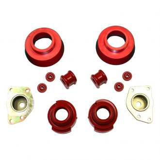 "Skyjacker® - 2.5"" x 2"" Polyurethane Value Spacer Front and Rear Lift Kit"