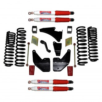 "Skyjacker® - 6"" x 4""-4.5"" Standard Series Front and Rear Suspension Lift Kit"