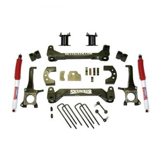 "Skyjacker® - 4.5"" x 3.5"" Standard Series Front and Rear Suspension Lift Kit"