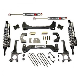 "Skyjacker® - 6""-7"" x 4""-5"" LeDuc Series™ Coilover Front and Rear Suspension Lift Kit"