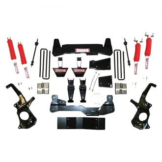 Skyjacker® - Front and Rear Lift Pallet Kit