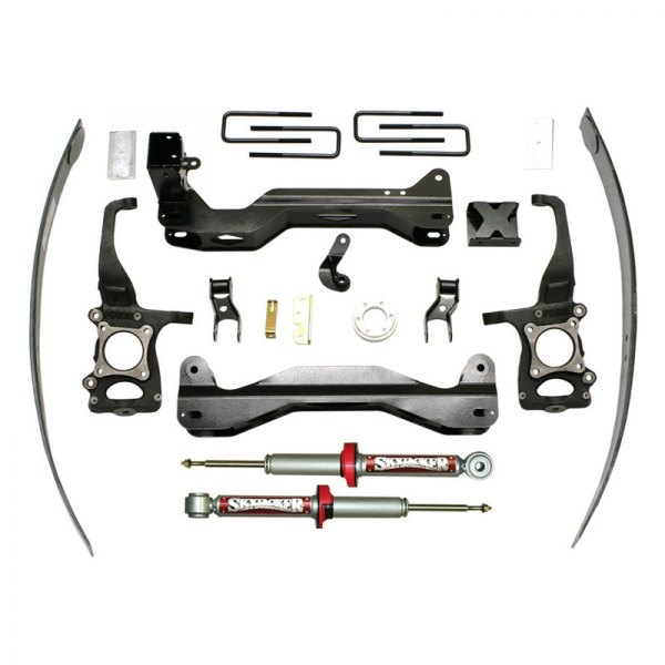 "4""-6"" x 3.5""-4"" Performance Strut Series Lift Kit"