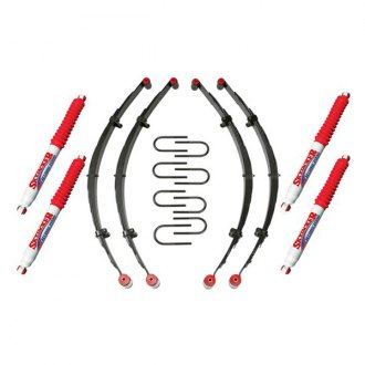 Skyjacker® - Sport Coil Spring Front and Rear Lift Kit
