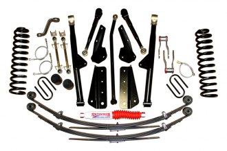 Skyjacker® - Rock Ready™ Lift Kits