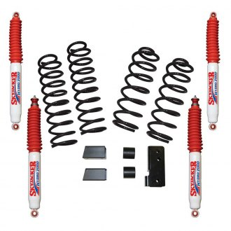 Skyjacker® - Softride™ Front and Rear Lift Kit
