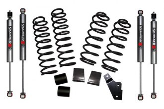Skyjacker® - Rock Ready™ Coil Spring Lift Kit
