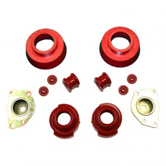 Skyjacker® - Polyurethane Value Spacer Front and Rear Lift Kit