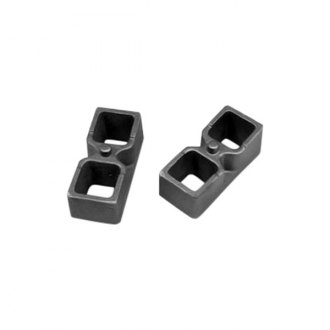 "Skyjacker® - 2"" Center Pinned Rear Lifted Blocks"