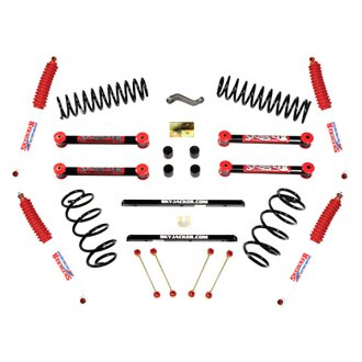 Skyjacker® - Rock Ready™ Front and Rear Lift Kit