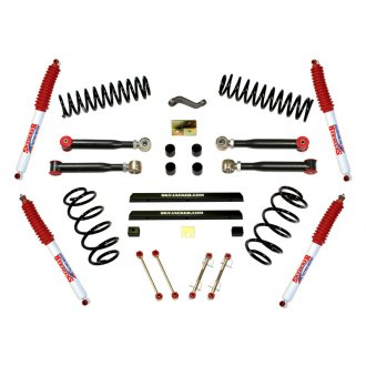 Skyjacker® - Value Flex Series Front and Rear Lift Kit