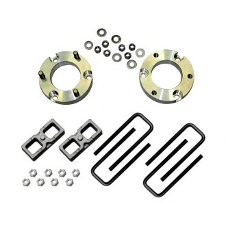Skyjacker® - Aluminum Spacer Front and Rear Lift Kit
