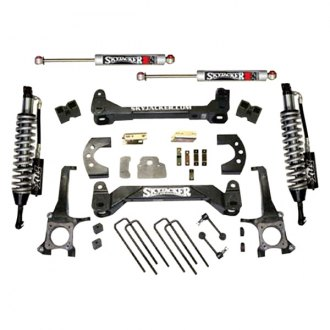 Skyjacker® - LeDuc Series Coilover Front and Rear Lift Kit