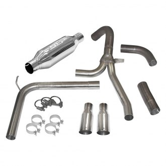 SLP® - Loud Mouth II™ Stainless Steel Cat-Back Exhaust System