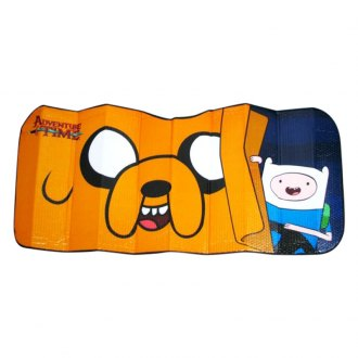 Smart Living® - Adventure Time Finn Driving Sunshade