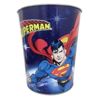 Smart Living® - Superman Waste Basket