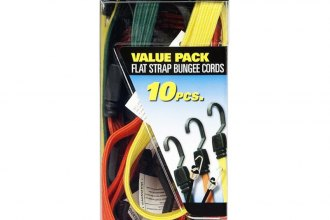 SmartStraps® - Flat Strap Bungee Cords Pack