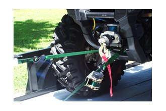 How to Use Retracktable Tie Downs