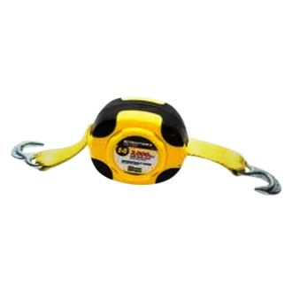 SmartStraps® - Yellow 14' 9000 lbs.Retractable Tow Strap
