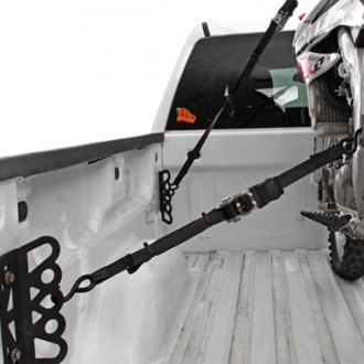 Smittybilt® - Truck Tie Down Anchor Kit