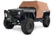 Smittybilt® - Water Resistant Cab Cover