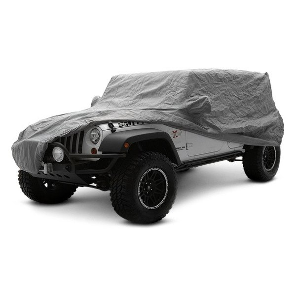 Image may not reflect your exact vehicle! Smittybilt® - Car Cover