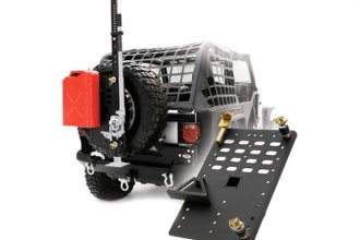 Smittybilt® - I-Rack Intelligent Rack System