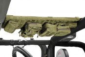 Smittybilt® - G.E.A.R. Olive Drab Green Overhead Console