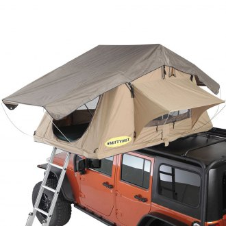 Smittybilt® - Overlander Coyote Tan 2 Person Roof Tent