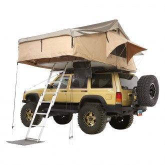 Smittybilt® - Overlander Coyote Tan XL Roof Tent  sc 1 st  CARiD.com & Nissan Pathfinder Tents Awnings Shades u0026 Air Mattresses u2013 CARiD.com