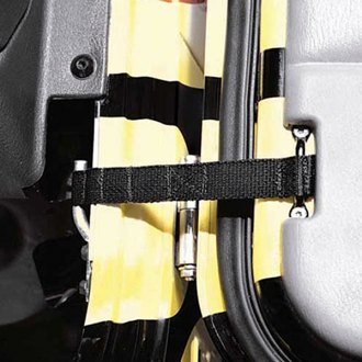 Smittybilt® - Adjustable Door Limiting Straps