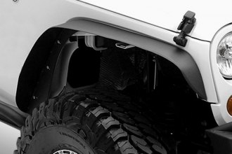 Smittybilt® - XRC Front and Rear Fender Flares