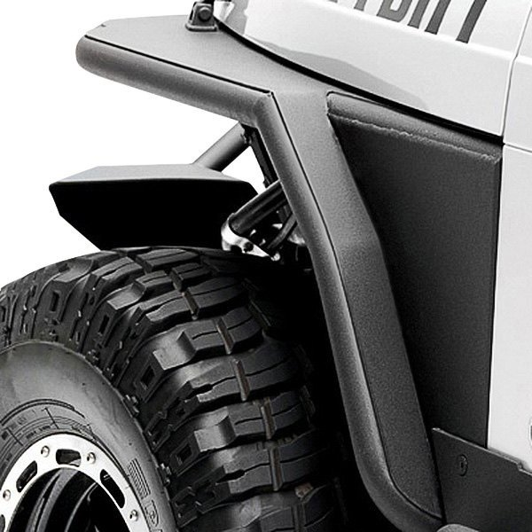 "Smittybilt® - XRC Front Tubular Fenders with 3"" Flare"