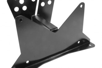Smittybilt® 4434 - License Plate Relocation Bracket