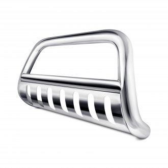 "Smittybilt® - 3"" Grille Saver Bull Bar with Skid Plate"