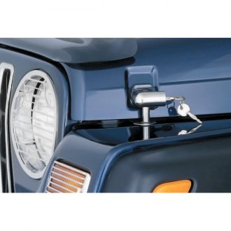 Smittybilt® - Locking Hood Catch Kit