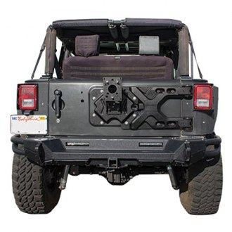 Smittybilt® - Pivot Heavy Duty Tire Carrier