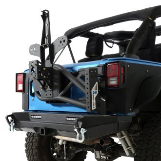 Smittybilt® - XRC Gen2 Bolt-On Tire Carrier