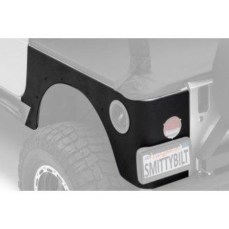 Jeep CJ Corner Guards | Steel, Aluminum, TPO – CARiD com