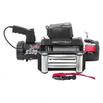 Smittybilt® - XRC Gen 2 Series Winch With Steel Cable
