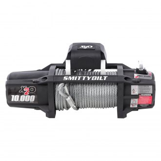 Smittybilt® - X2O Gen 2 Waterproof Winch