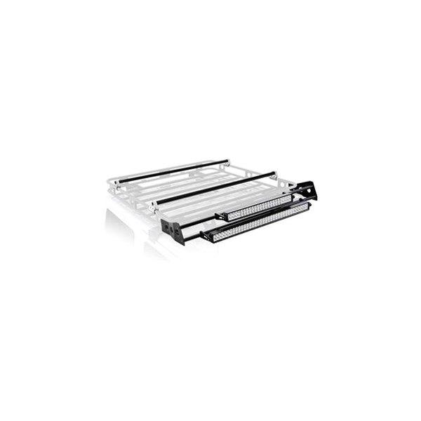 Smittybilt d8045 led light bar mount kit for 4 12 defender rack smittybilt led light bar mount kit for 4 12 defender aloadofball Choice Image