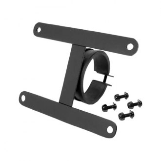 Smittybilt® - License Plate Bracket For 3 Tubular Bumpers
