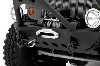 Smittybilt® - SRC Front Stinger With Built In Winch Plate