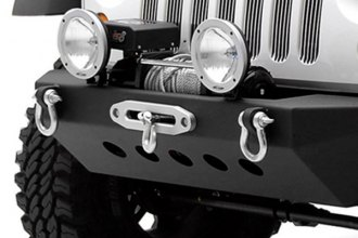 Smittybilt® - SRC Classic Front Bumper with D-Ring