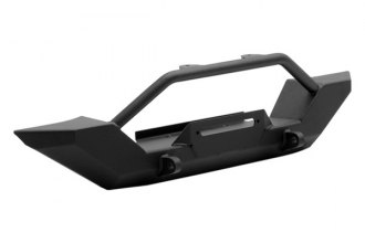 Smittybilt® - XRC Front Bumper With Winch Plate
